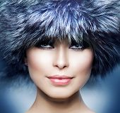 foto of mink  - Fur Fashion - JPG