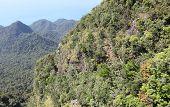 stock photo of langkawi  - Landscape of the island of Langkawi - JPG