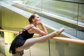pic of premises  - Ballet dancer  - JPG