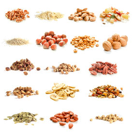 pic of pine nut  - Collection of nuts - JPG