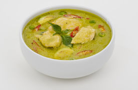 pic of thai food  - delicious thai food - JPG