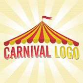 stock photo of tent  - Carnival - JPG