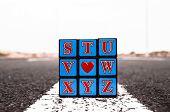 stock photo of twisty  - Rubik - JPG