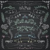 picture of divider  - Hand Drawn Doodle Design Elements - JPG