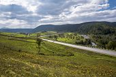 image of ural mountains  - The Republic of Bashkortostan - JPG