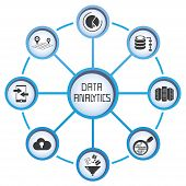 stock photo of diagram  - big data - JPG