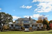 picture of wrap around porch  - Imposing Executive House - JPG
