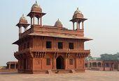 image of khas  - Architectural detail around Fatehpur Sikri a city in Uttar Pradesh India - JPG