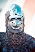image of armor suit  - Medieval knight - JPG