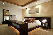 picture of sleeping  - Interior design - JPG