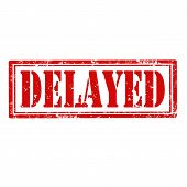 Delayed-stamp