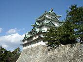 Постер, плакат: Японский замок