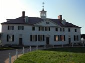 stock photo of slave-house  - Mount Vernon - JPG