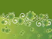 pic of st patrick  - beautiful pattern wallpaper for st patrick day - JPG