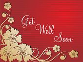 picture of get well soon  - get well soon floral - JPG