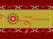 image of rakshabandhan  - creative illustration for rakshabandhan celebration - JPG