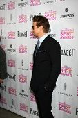 LOS ANGELES - JAN 12:  Jeremy Renner arrives at the 2013 Film Inependent nominees brunch at BOA Stea