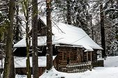 The Oldest Highland Cottage In Zakopane