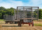 picture of lineup  - Hay Wagon Lineup  - JPG
