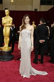 LOS ANGELES - MAR 2:: Jessica Biel  at the 86th Annual Academy Awards at Hollywood & Highland Center