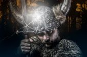 pic of viking  - War - JPG