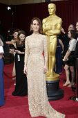 LOS ANGELES - MAR 2:: Sarah Paulson  at the 86th Annual Academy Awards at Hollywood & Highland Cente