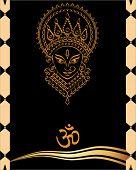 pic of durga  - Goddess Durga  - JPG