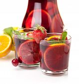 picture of sangria  - Cocktail collection  - JPG