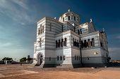 image of sevastopol  - Building of the main Orthodox Cathedral Sevastopol St - JPG