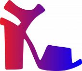 image of mary jane  - ultra fashionable sandals with a heel color banner  - JPG