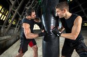 stock photo of boxing  - 