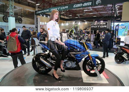 Istanbul Moto Bike Expo