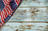 Usa Labor Day American Patriotic American Flag For Memorial Day poster