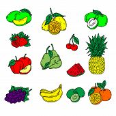 Fruits Icons. Fruits Icons Art. Fruits Icons Web. Fruits Icons New. Fruits Icons Www. Fruits Icons A poster