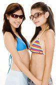 Summer Girls #5 poster