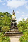 foto of vedic  - Ancient stone statue in bali island - JPG