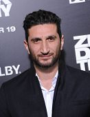 LOS ANGELES - DEC 09:  Fares Fares arrives to the