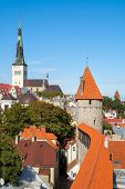 picture of olaf  - Old town skyline - JPG