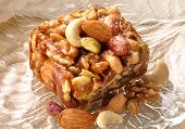 image of halwa  - Delicious and healthy Halwa made by dry fruit - JPG
