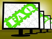 Faq On Monitors Shows Faqs Frequently Asked Questions Online