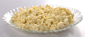 image of mithai  - Delicious and fresh milk solid, A basic ingredient of mithai (Pakistani & Indian) ** Note: Soft Focus at 100%, best at smaller sizes - JPG