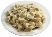 pic of high calorie foods  - food Russian food national food dumplings, 