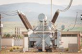 pic of transformer  - Power Station - JPG