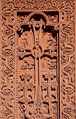 picture of armenia  - Stone carving  - JPG