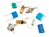 stock photo of diodes  - Powerful semi - JPG