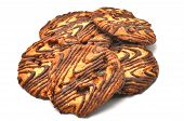Florentine Cookies Isolated poster