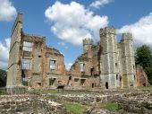 stock photo of courtier  - Cowdray Park  - JPG