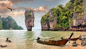 image of james bond island  - James Bond Island - JPG