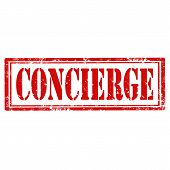 Concierge-stamp