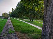 stock photo of ferrara  - The Walls of Ferrara  - JPG